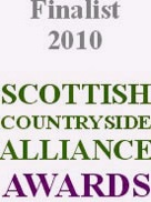 AWARDS & TESTIMONIALS Scottish Countryside Alliance(1)