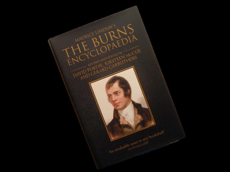 scottish book Robert burns encyclopaedia