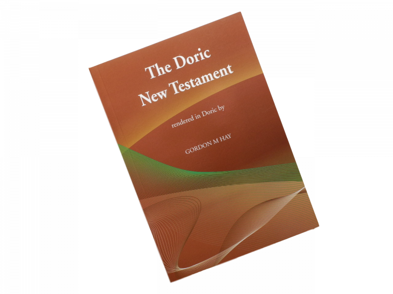 book doric new testament north east scots language gordon hay