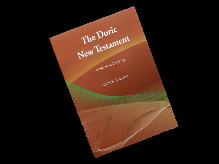book doric new testament north east scots language gordon hay