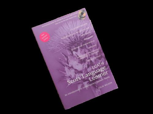 scottish scots language learner book