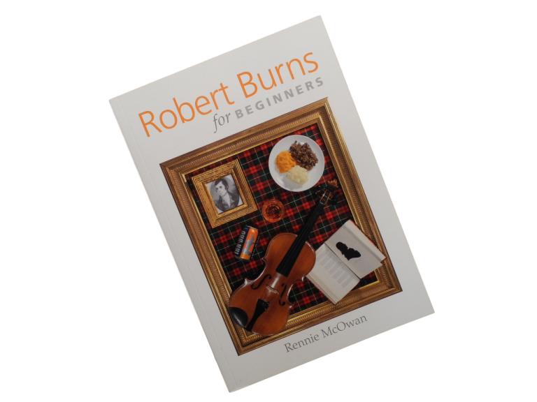 scottish book introduction to robert burns rennie mcowan