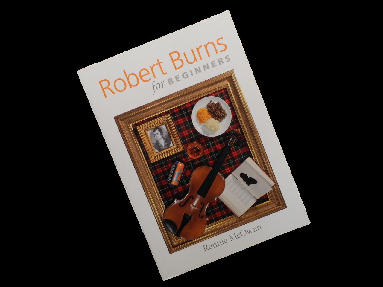 scottish book introduction to robert burns rennie mcowan