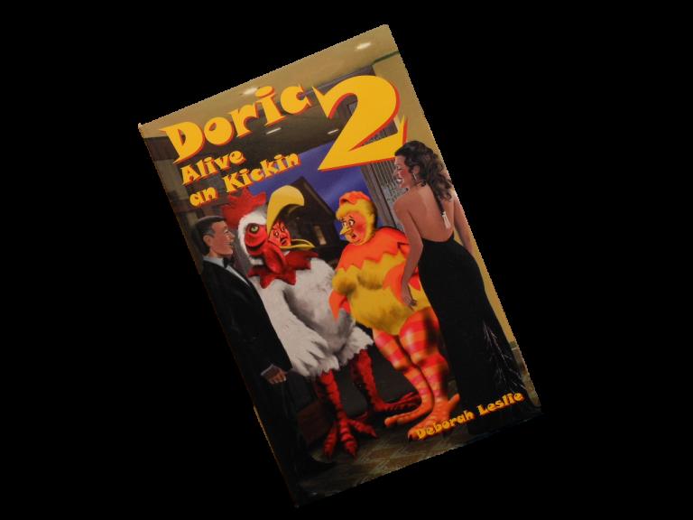 book doric alive an kickin 2 deborah leslie humorous funny scots language