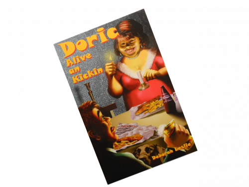 scottish scots language book doric alive an kickin humorous funny