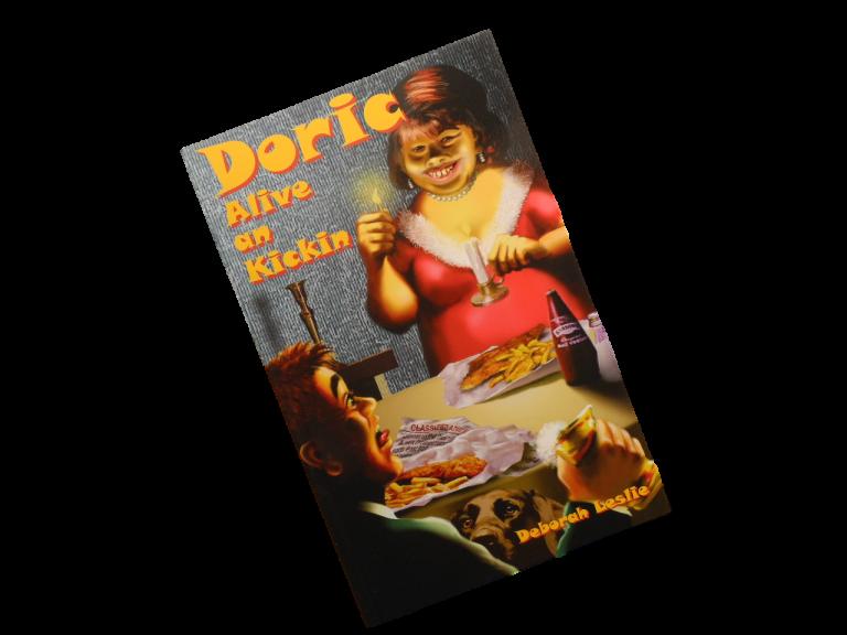 book doric alive an kickin deborah leslie humorous funny scots language