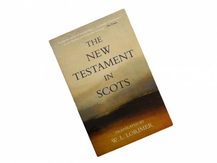 scottish scots languge bible the new testament in scots