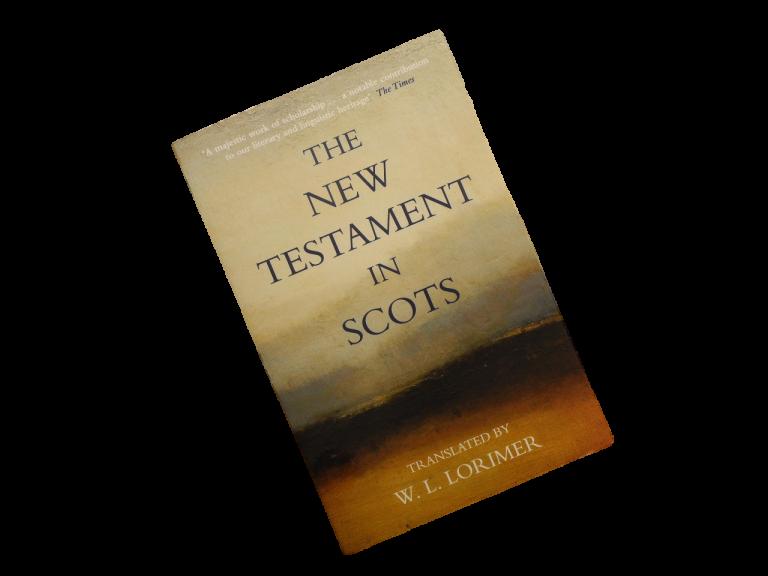 book the new testament in scots language william laughton lorimer