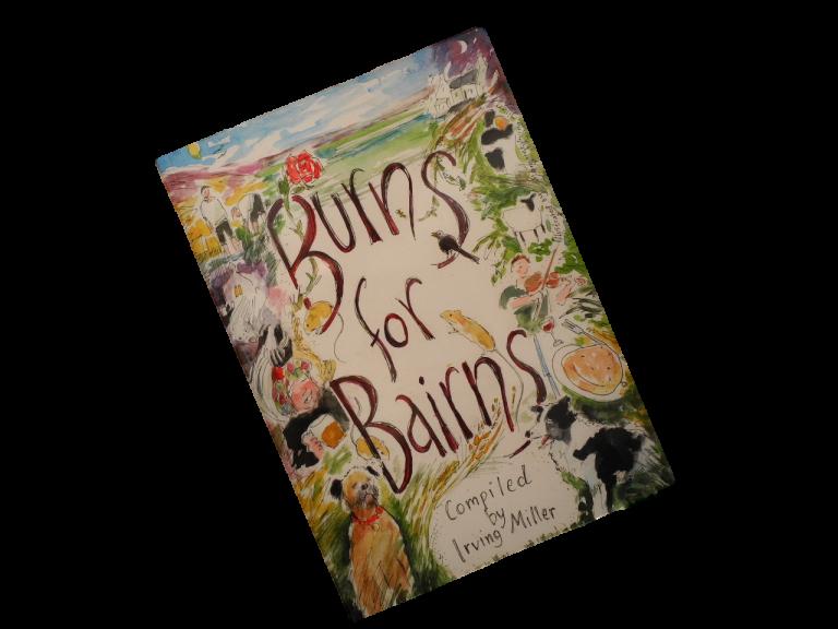 book robert burns poetry for children scots language