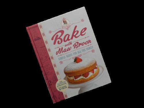 scottish baking book bake with maw broon