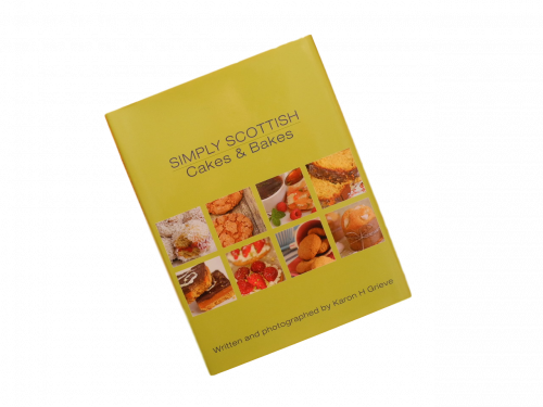 book simply Scottish cakes and bakes karon h grieve