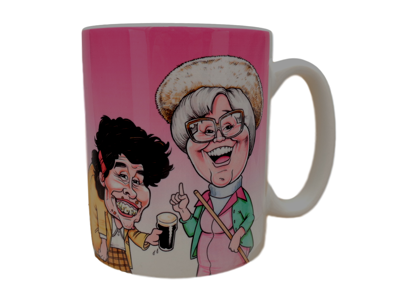 scottish mug still game isa edith auld pals