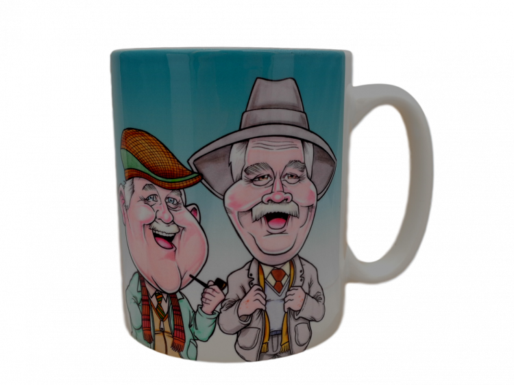 scottish mug still game jack victor auld pals