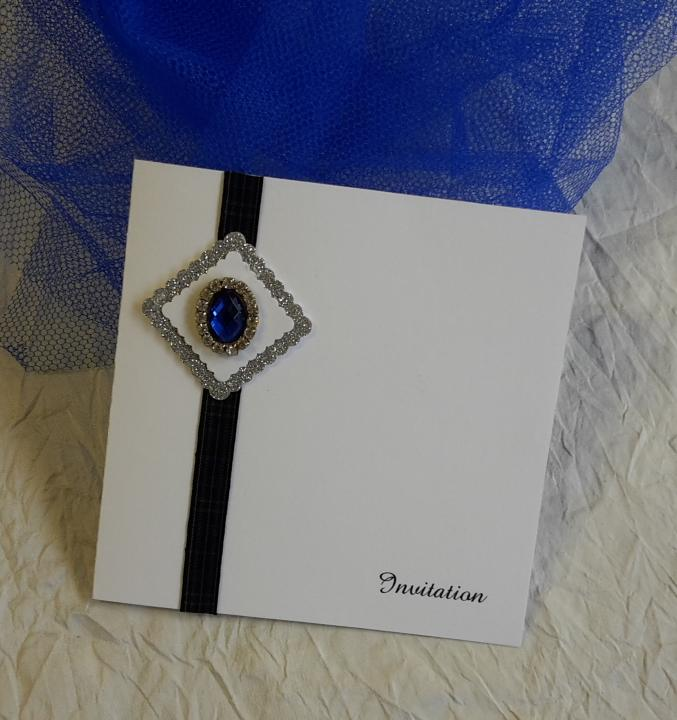 scottish scots language hand made wedding invitations stationery tartan