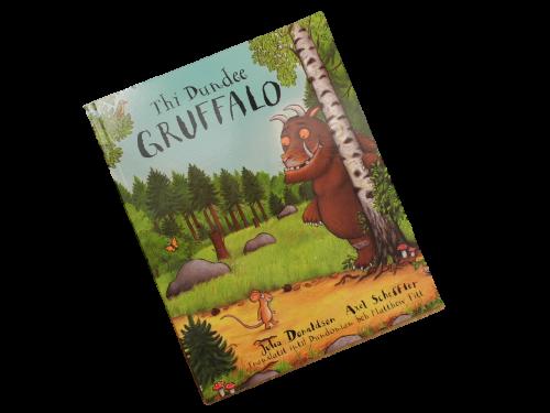 scottish scots language book for children the dundee dundonian gruffalo