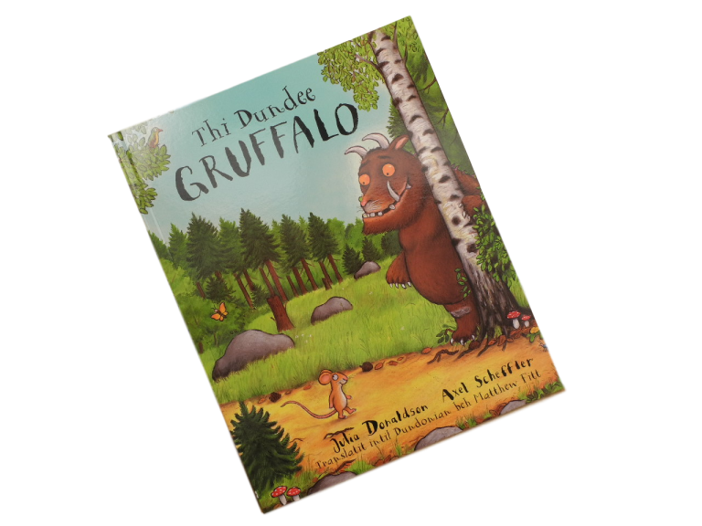 scottish book for children the dundee gruffalo julia donaldson