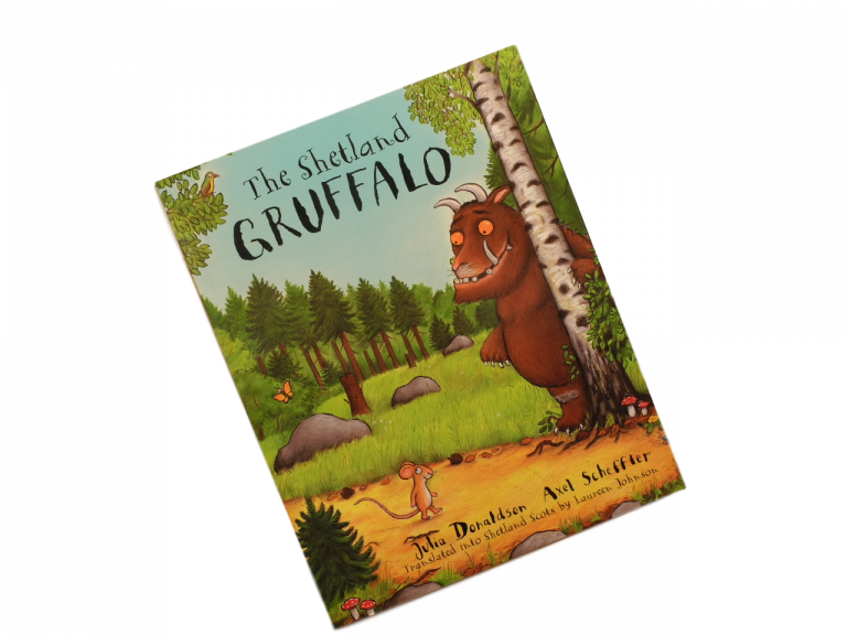 scottish book for children the shetland gruffalo julia donaldson