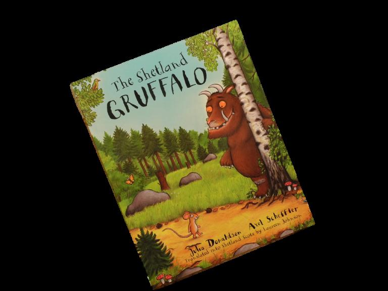 scottish book for children the shetland gruffalo julia donaldson