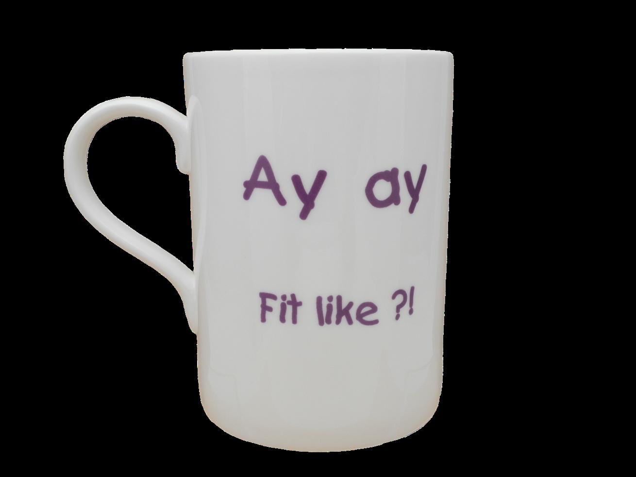 doric scots language mug scottish phrases sayings