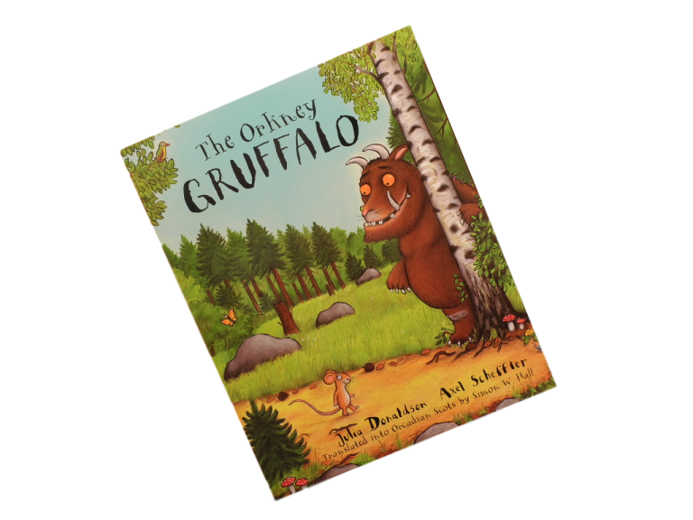 scottish book for children the orkney gruffalo julia donaldson