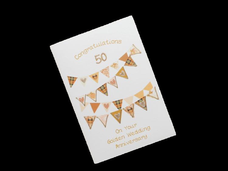 Golden - 50th