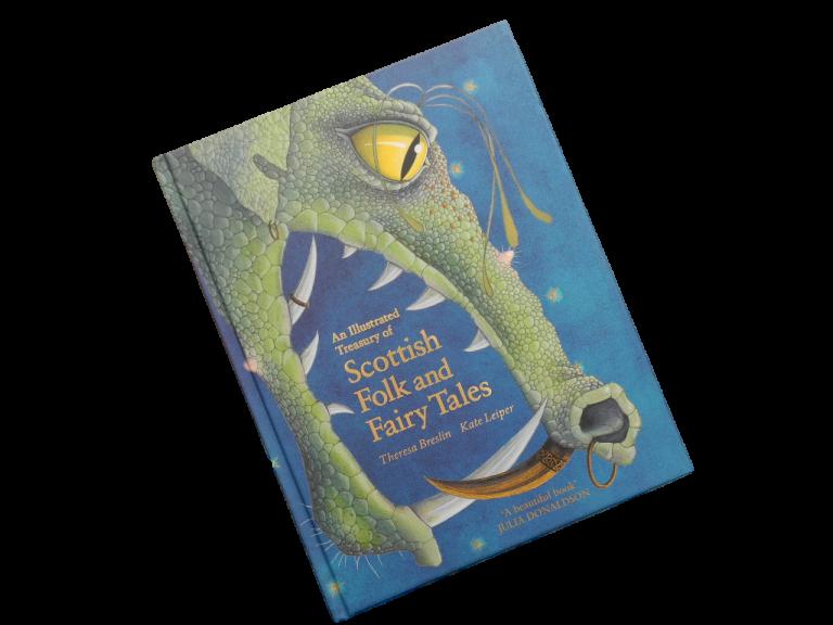 scottish childrens book fairy tales