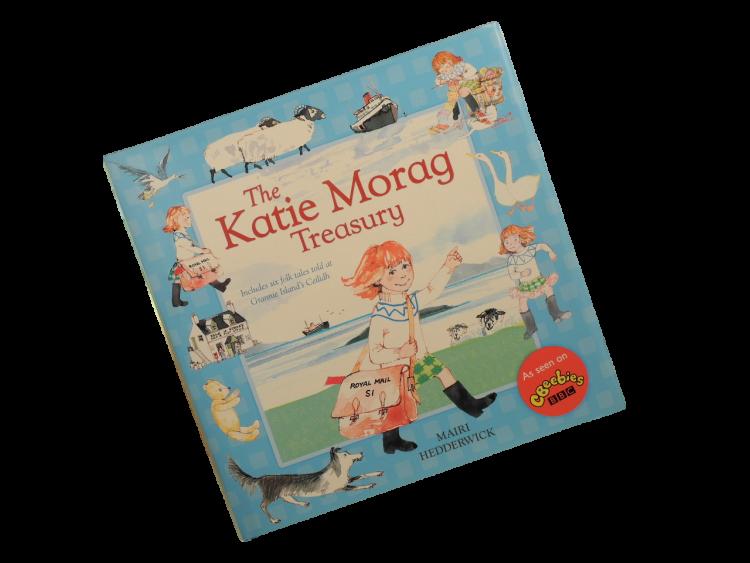 scottish book for children katie morag treasury