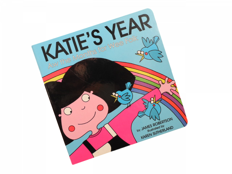 scottish book for children katies year scots language james robertson matthew fitt