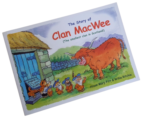scottish book for children funny scots language