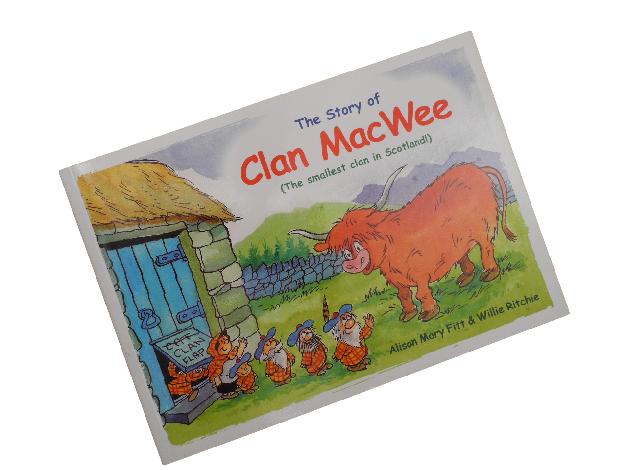 scottish book for children funny scots language