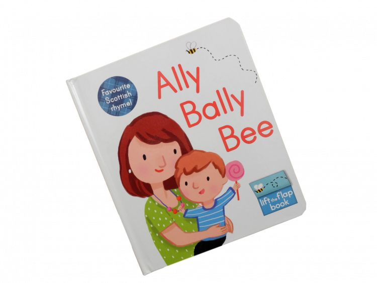 scottish board book for children