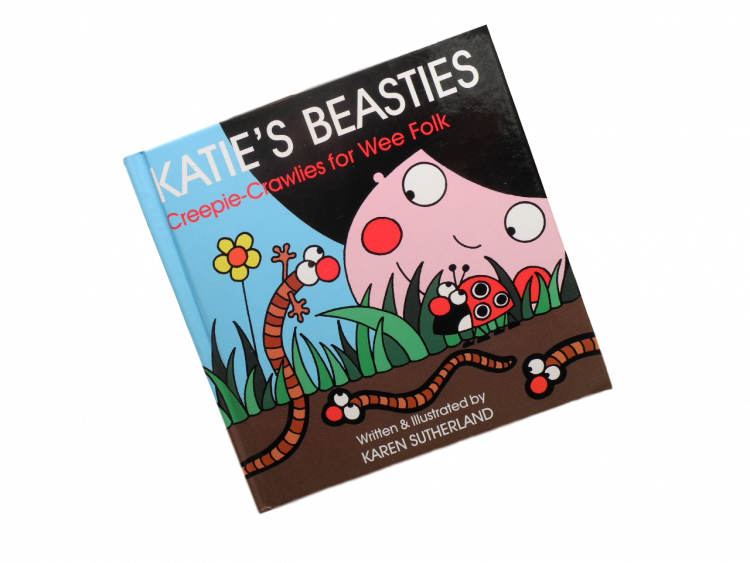 scottish book for children katies beasties scots language matthew fitt james robertson