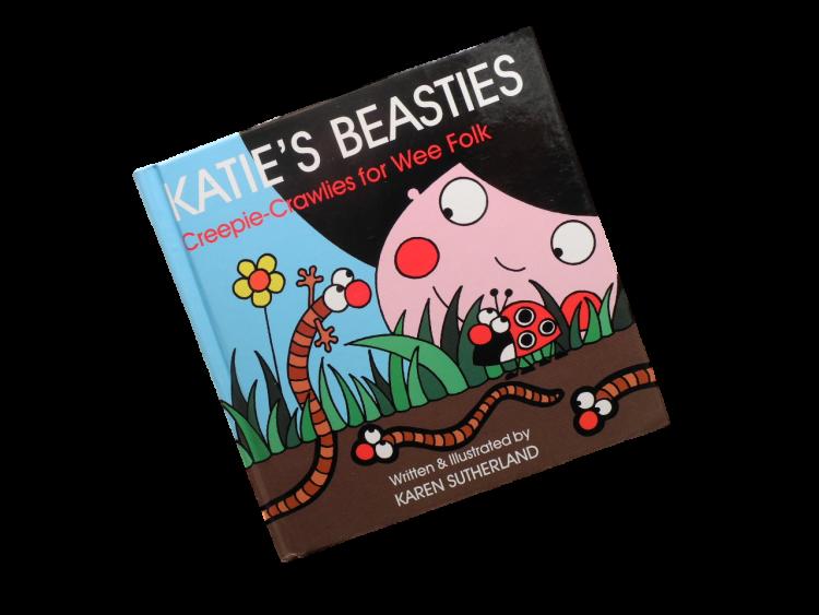 scottish scots language book for children katie's beasties