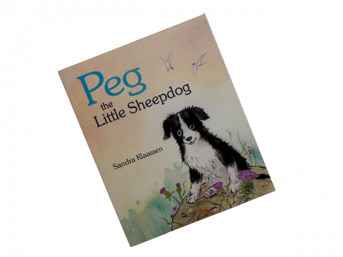 scottish book for children sheepdog