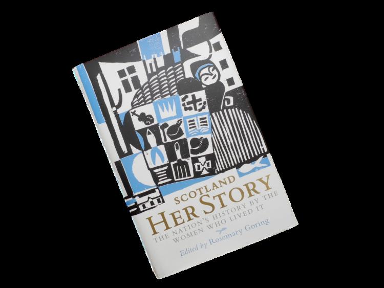 scottish history book by scotland's women