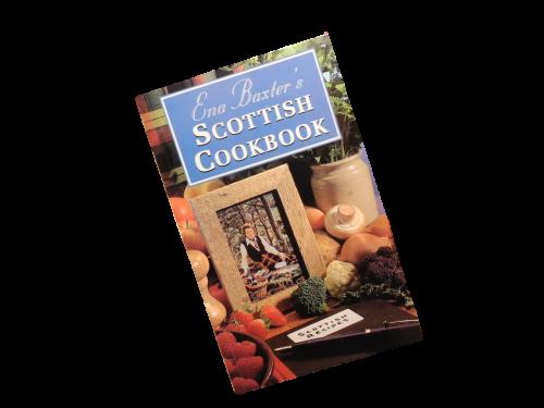 ena baxter scottish cookbook recipes