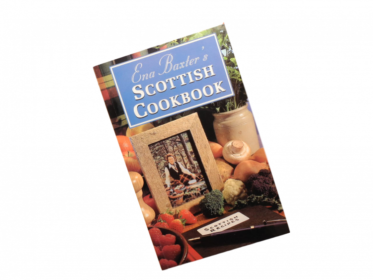 ena baxter scottish cookbook recipes