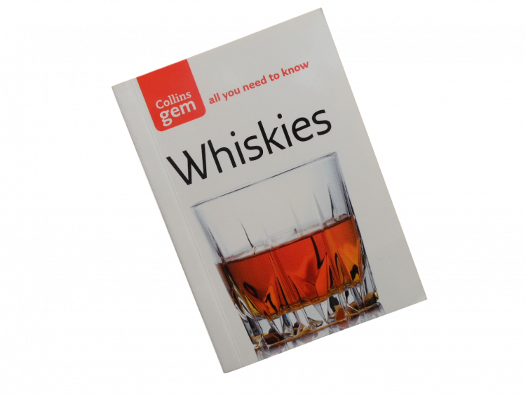 scottish pocket book scotch whisky