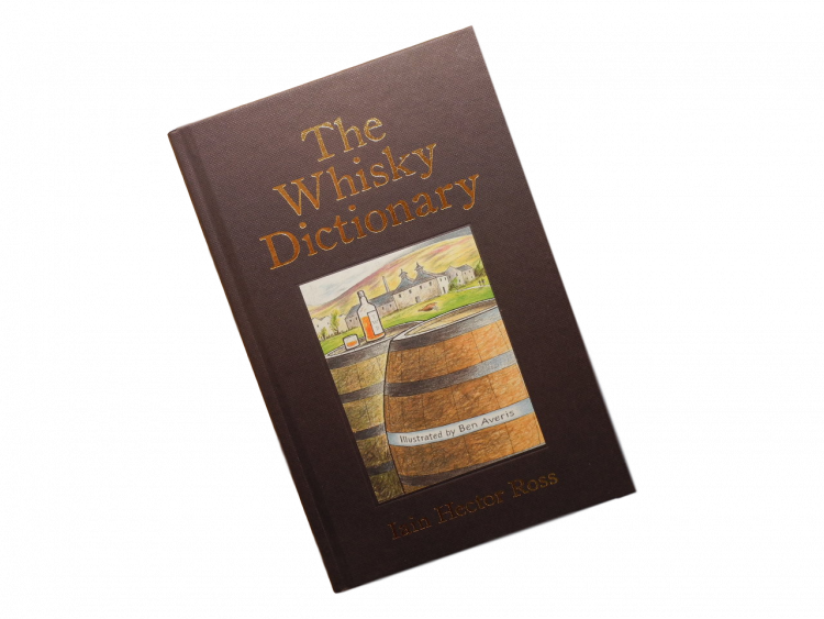 book guide dictionary scotch whisky