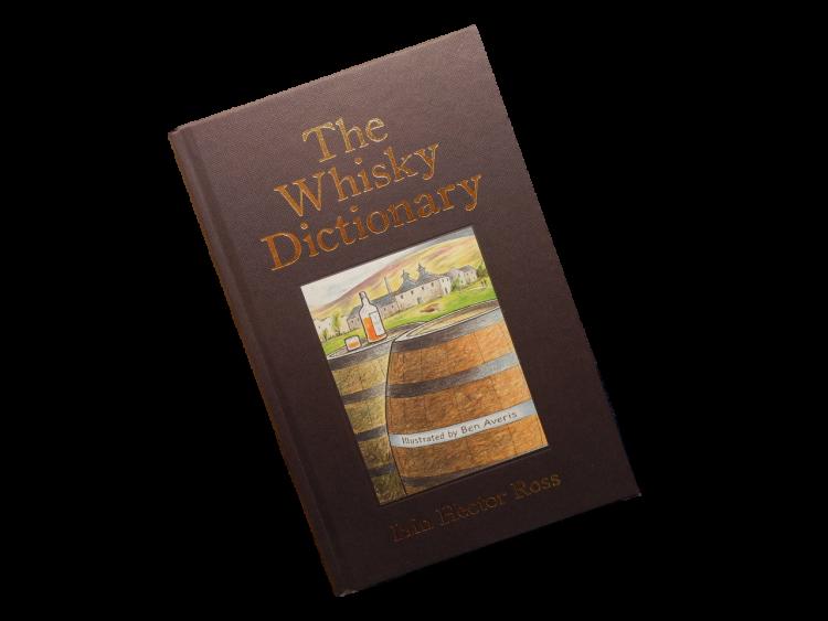 book guide dictionary scotch whisky
