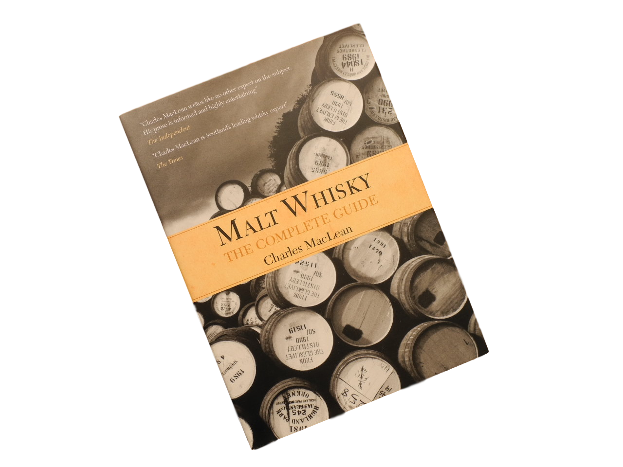 malt whisky guide book distilleries
