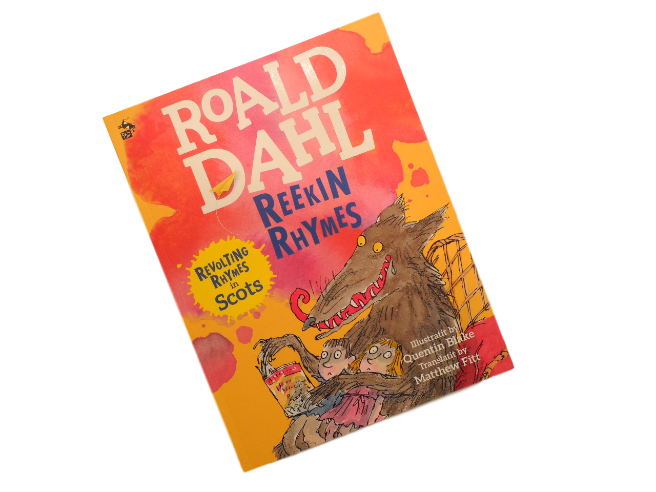 Revolting Rhymes by Roald Dahl translated into Scots language