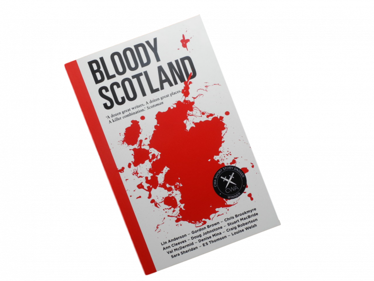Bloody Scotland anthology Scottish crime stories