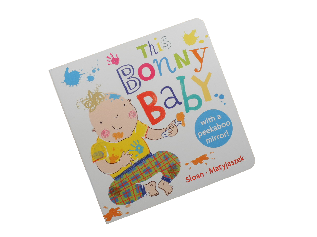 this bonny baby board story book babies toddlers