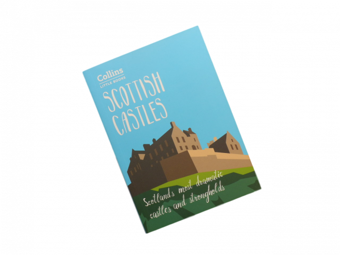 book Scottish castles historical arthitectural photos custodianship visitor information