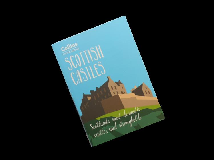 book Scottish castles historical arthitectural photos custodianship visitor information