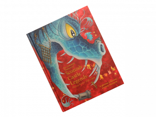 scottish book for children castle legends