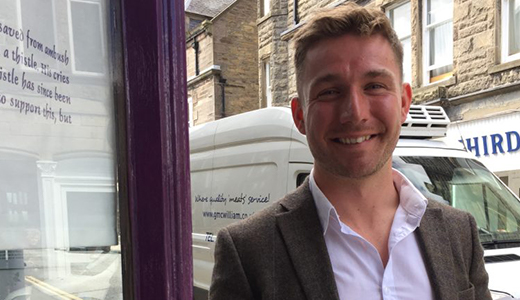 Alistair Heather Scots Writer and Presenter